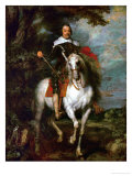 Francisco De Moncada, Count of Ossuna (1586-1635) Reproduction proc&#233;d&#233; gicl&#233;e par Sir Anthony Van Dyck