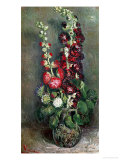Bouquet of Flowers, c.1886 Reproduction procédé giclée par Vincent van Gogh