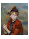 The Excursionist, 1896 Giclee Print by Pierre-Auguste Renoir