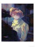 La Modiste, 1900 Giclee Print by Henri de Toulouse-Lautrec