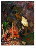 Pape Moe, 1893 Giclée-Druck von Paul Gauguin