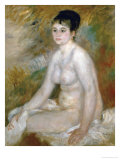Woman after the Bath, 1876 Giclee Print by Pierre-Auguste Renoir