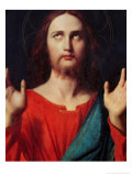 Christ, Tondo Giclee Print by Jean-Auguste-Dominique Ingres