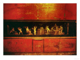 Putti as Goldsmiths, Mural of the 4th Style, 1st CE Giclee Print