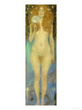 Nuda Veritas Giclee Print by Gustav Klimt