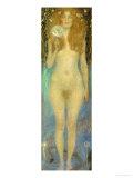 Nuda Veritas Giclee Print by Gustav Klimt