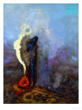 Dream, 1904 Giclee Print by Odilon Redon