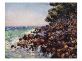 Marine Giclee Print by Claude Monet