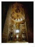 Interior View, Byzantine, 11th Century Giclee Print
