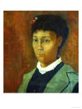 Mme. Odilon Redon, Nee Camille Falte (1853-1923) Giclee Print by Odilon Redon