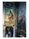A Mural Showing the God Priapus Giclee Print