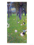 After the Rain, 1899 Reproduction procédé giclée par Gustav Klimt