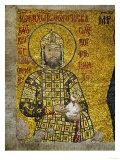 Emperor John II Komnenus (1118-1143) Giclee Print