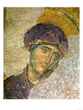 Saint Mary, from the Deesis in the North Gallery, Byzantine Mosaic, 12th Century Reproduction procédé giclée