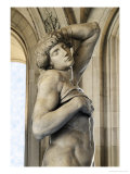 Slave, Detail Giclee Print by  Michelangelo Buonarroti