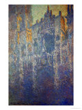 The Cathedral at Rouen, in the Fog, circa 1893 Giclee Print by Claude Monet
