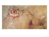 The Sun Chariot Giclee Print by Odilon Redon