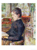 The Countess Alphonse De Toulouse-Lautrec Giclee Print by Henri de Toulouse-Lautrec