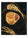 Dead Mother, Tote Mutter (I) Impression giclée par Egon Schiele
