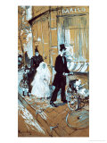 First Communion Day, 1888 Lámina giclée por Henri de Toulouse-Lautrec