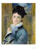 Camille Monet, the Painter's First Wife (1847-1879) Giclee Print by Claude Monet