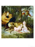 Romulus and Remus Giclee Print by Peter Paul Rubens
