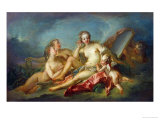 The Toilette of Venus, 1749 Giclee Print by Francois Boucher