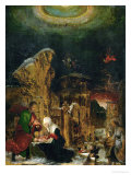 Holy Night, 1520-1525 Giclee Print by Albrecht Altdorfer