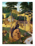 The Temptation of Saint Anthony Giclee Print by Hieronymus Bosch