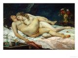 The Two Friends, 1867 Impression giclée par Gustave Courbet