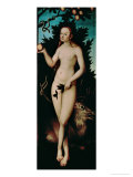 Eve, 1533 Giclee Print by Lucas Cranach the Elder