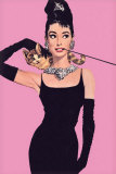 Audrey Hepburn Pósters