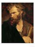 The Apostle Judas Thaddaeus, 1619-1621 Giclee Print by Sir Anthony Van Dyck
