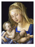 The Madonna with the Pear, 1512 Giclee Print by Albrecht Dürer