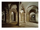 Crypt of Speyer Cathedral, Begun 1030 by Konrad II Giclee Print