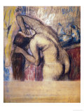 Woman at Her Toilet, 1900-1905 Giclee Print by Edgar Degas