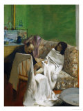 The Pedicure Giclee Print by Edgar Degas