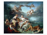 The Rape of Europa, 1774 Giclee Print by Francois Boucher