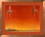 The Elephants, 1948 Posters by Salvador Dal&#237;