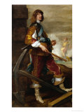 Algernon, 10th Earl of Northumberland (1632-1668) Giclée-Druck von Sir Anthony Van Dyck