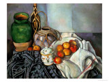 Still Life with Apples, 1893-94 Lámina giclée por Paul Cézanne
