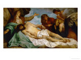 Bewailing of Christ, 1634-35 Reproduction proc&#233;d&#233; gicl&#233;e par Sir Anthony Van Dyck