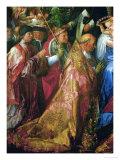 Pope Julius II (1443-1513) Giclee Print by Albrecht Dürer