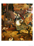 Dulle Griet, 1562-1566 Giclee Print by Pieter Bruegel the Elder