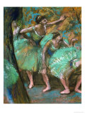 Dancers, 1898 Giclee Print by Edgar Degas