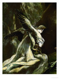 Angel with the Chalice Giclee Print by  El Greco