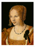 Venetian Lady, 1505 Giclee Print by Albrecht D&#252;rer