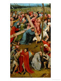 Christ Bearing the Cross Giclee Print by Hieronymus Bosch