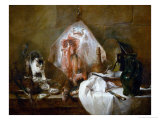 The Ray Giclee Print by Jean-Baptiste Simeon Chardin
