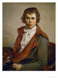 Self-Portrait, 1794 Giclee Print by Jacques-Louis David